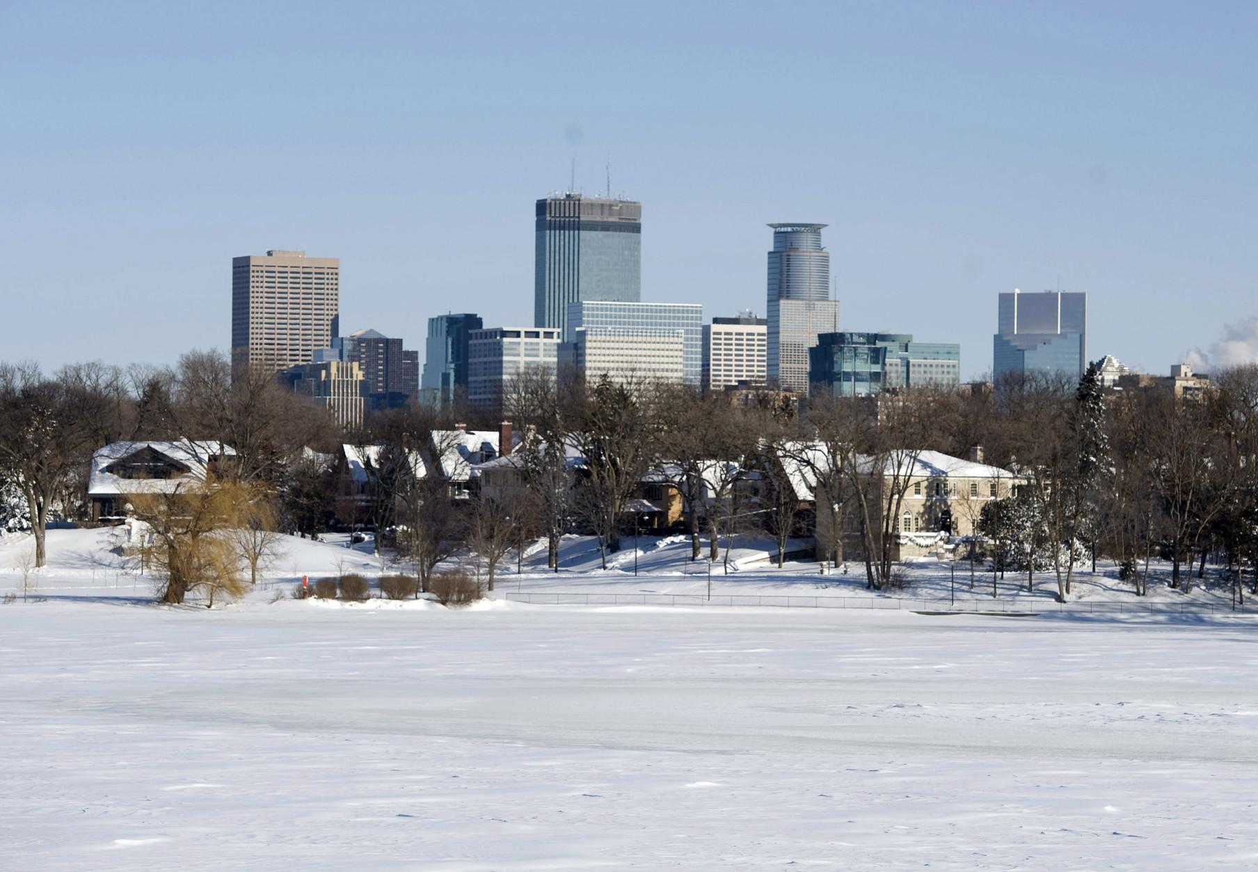 2. Minneapolis-St. Paul-Bloomington, Minn-Wisc.  (Photo by Tom Dahlin/Getty Images)
