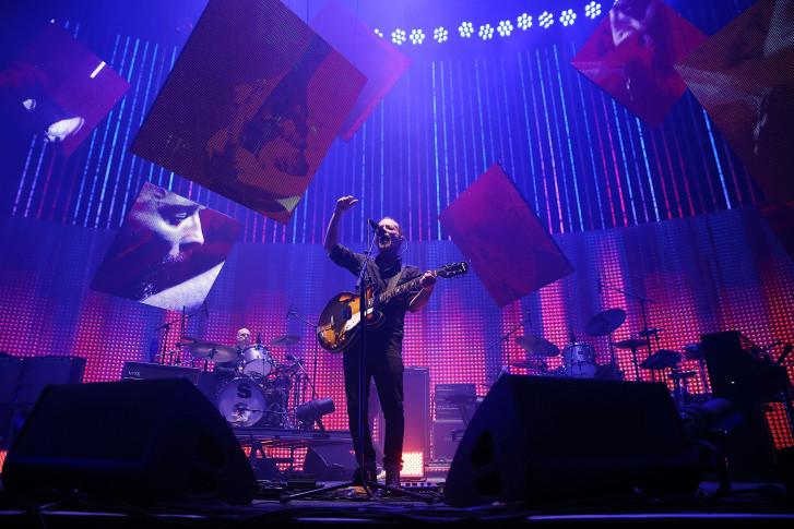 Radiohead social media goes blank, raising album hopes