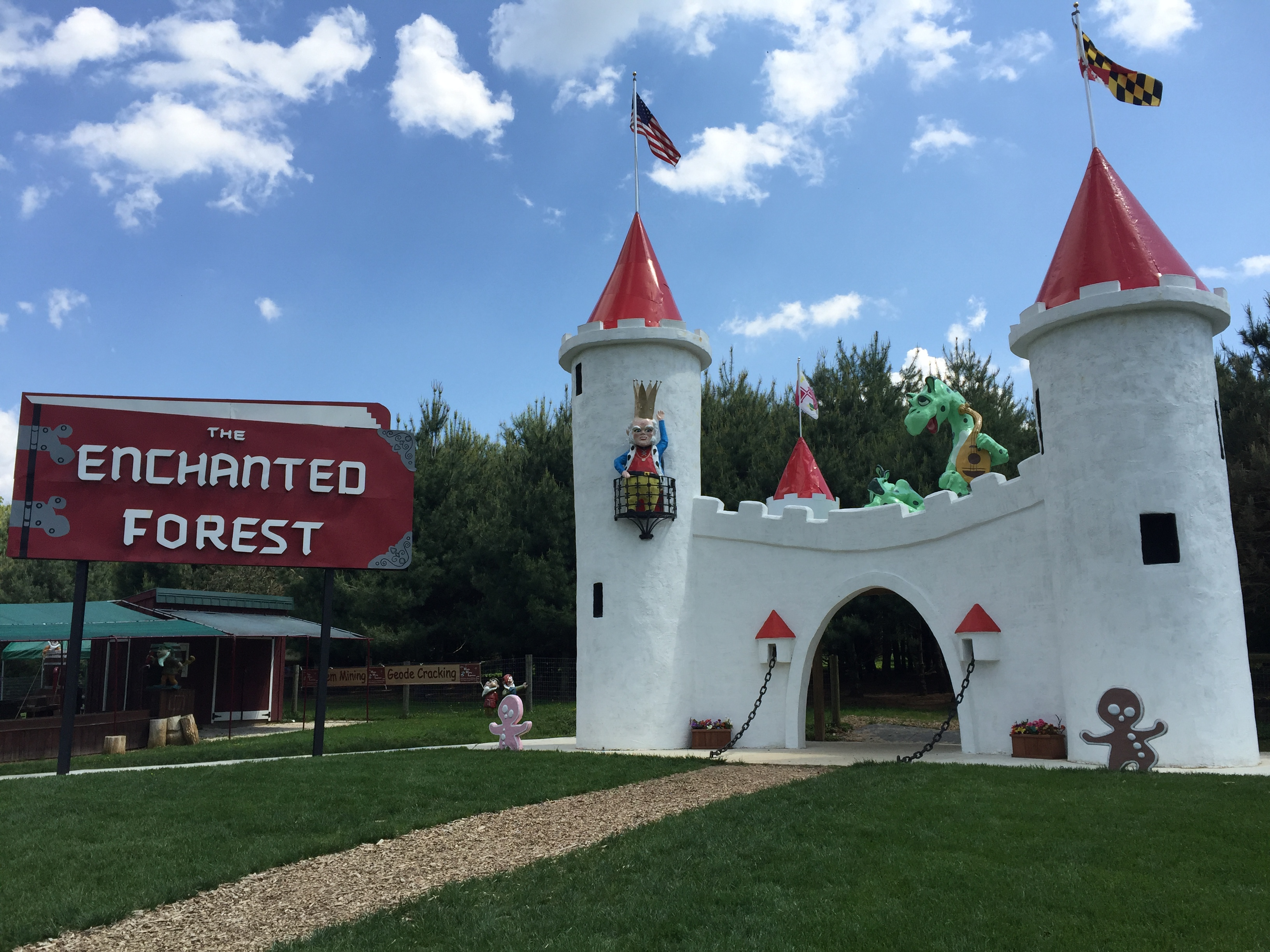 The magic returns to Howard County's Enchanted Forest