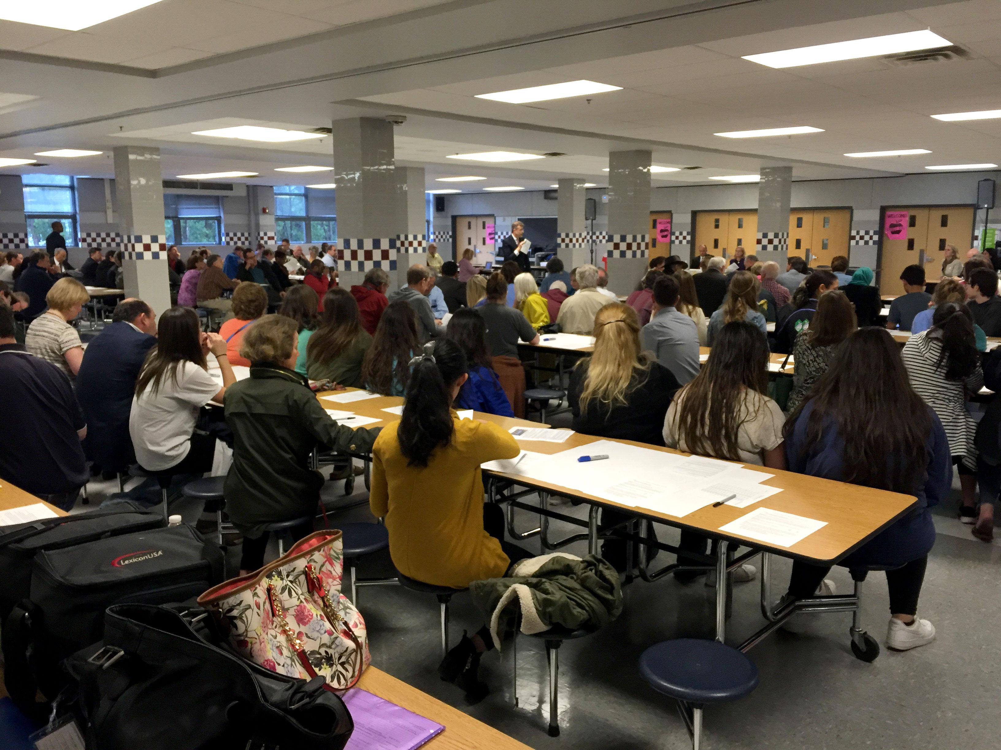Debate over J.E.B. Stuart High School name change continues