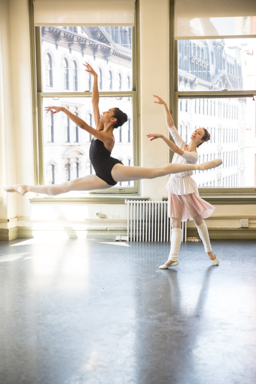 The opportunity to join the Washington Ballet as artistic director came out of the blue, Kent said. (Courtesy Rosalie O'Connor)