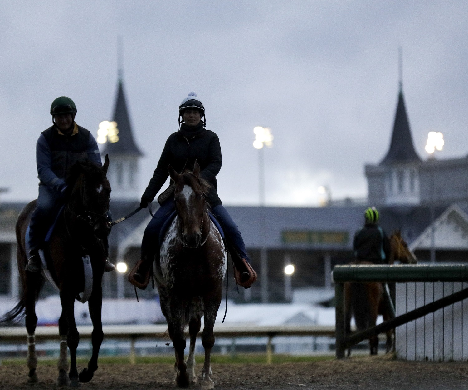 Field, odds and predictions for the 142nd Kentucky Derby
