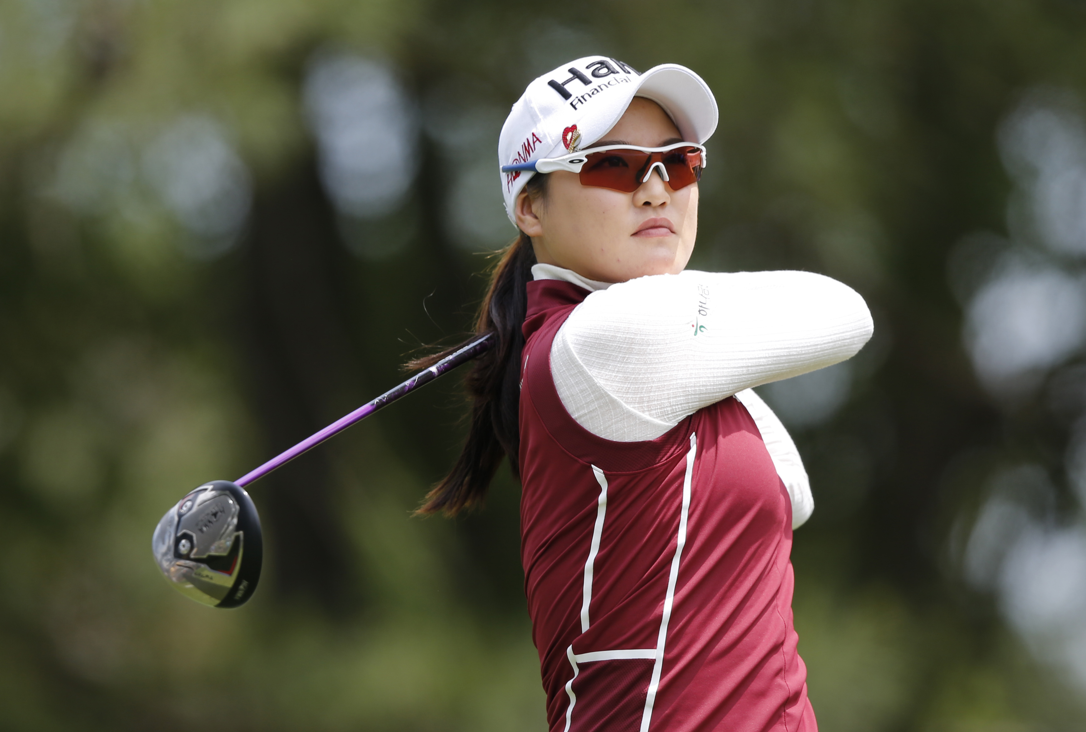 Where can you find LPGA tour golf results?
