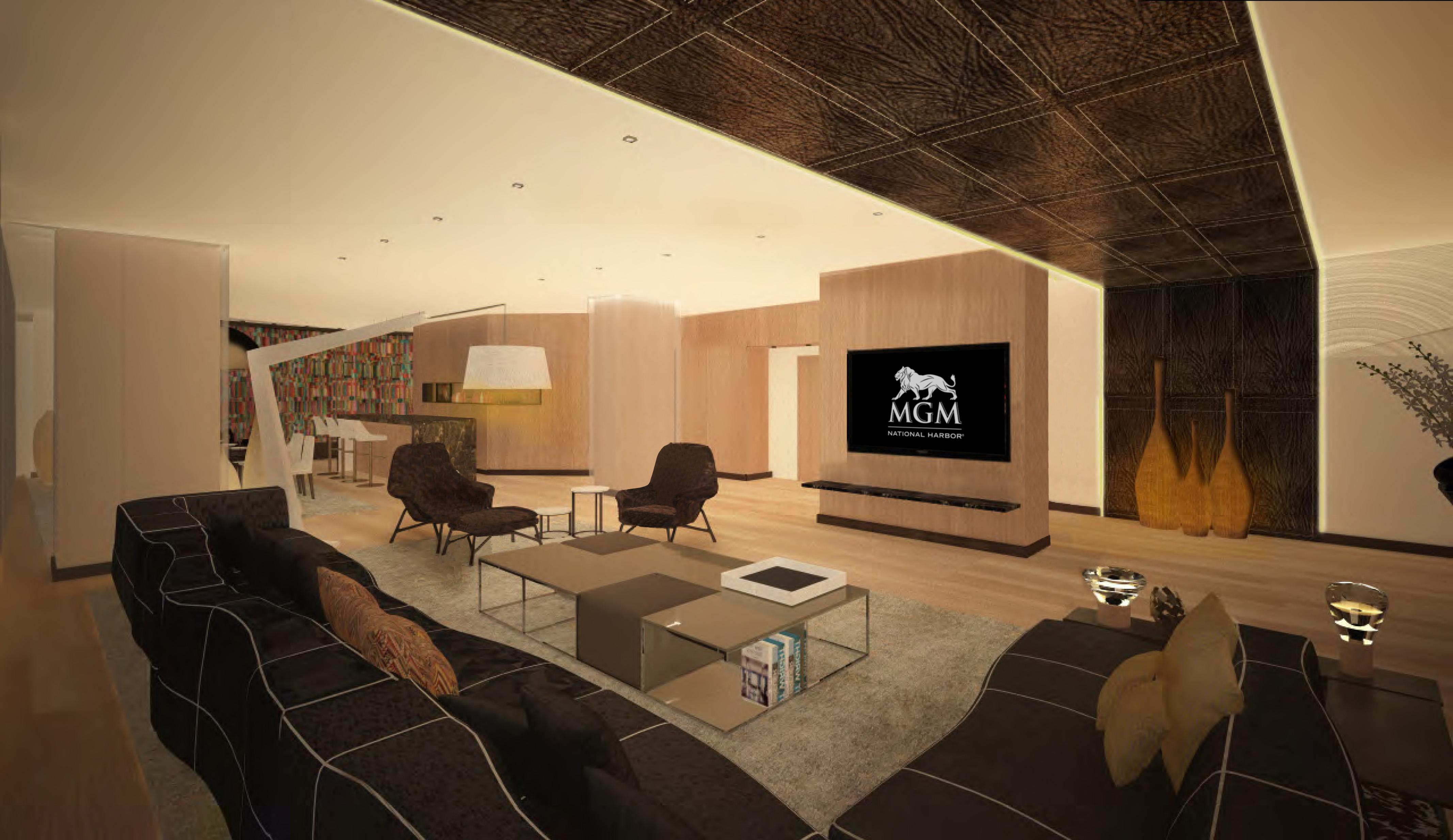 Sneak peek: Inside an MGM National Harbor suite (Photos) | WTOP