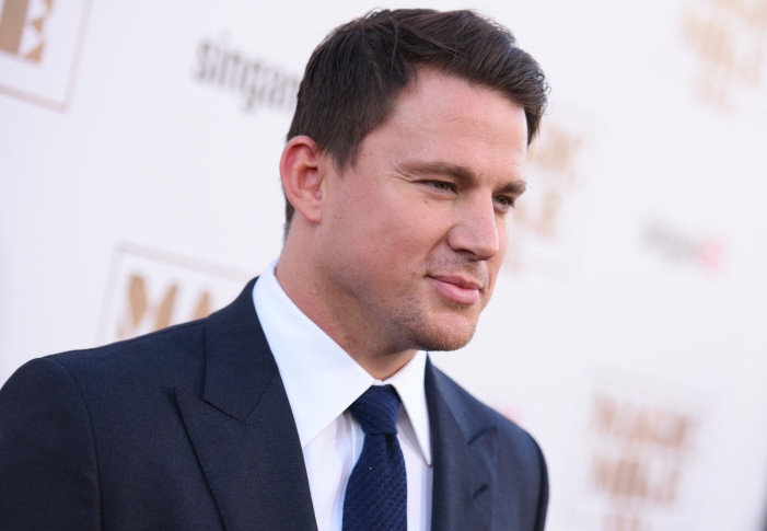 Channing Tatum's show is hitting Vegas in 2017