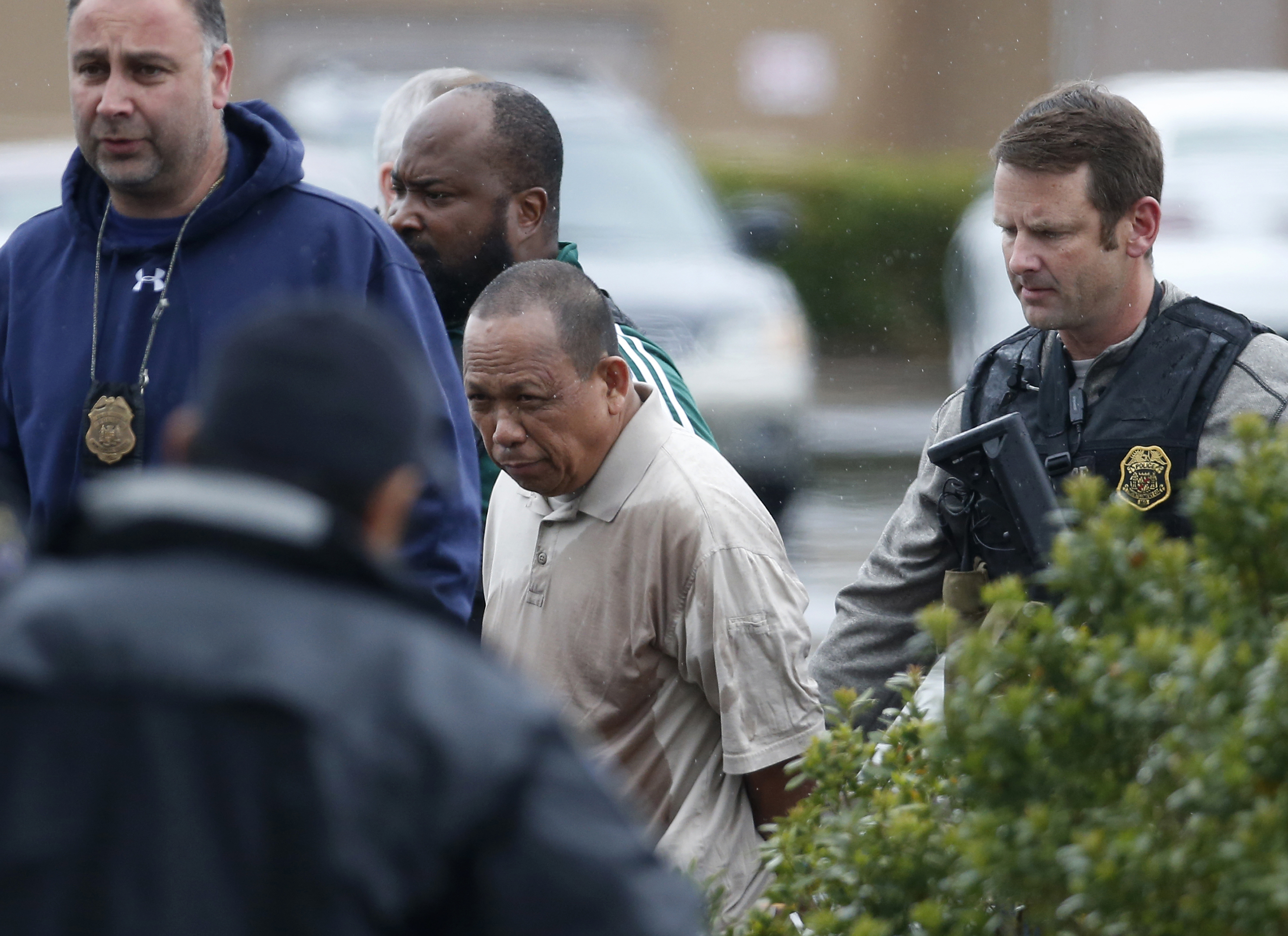 Guilty plea due in Maryland shooting spree, manhunt