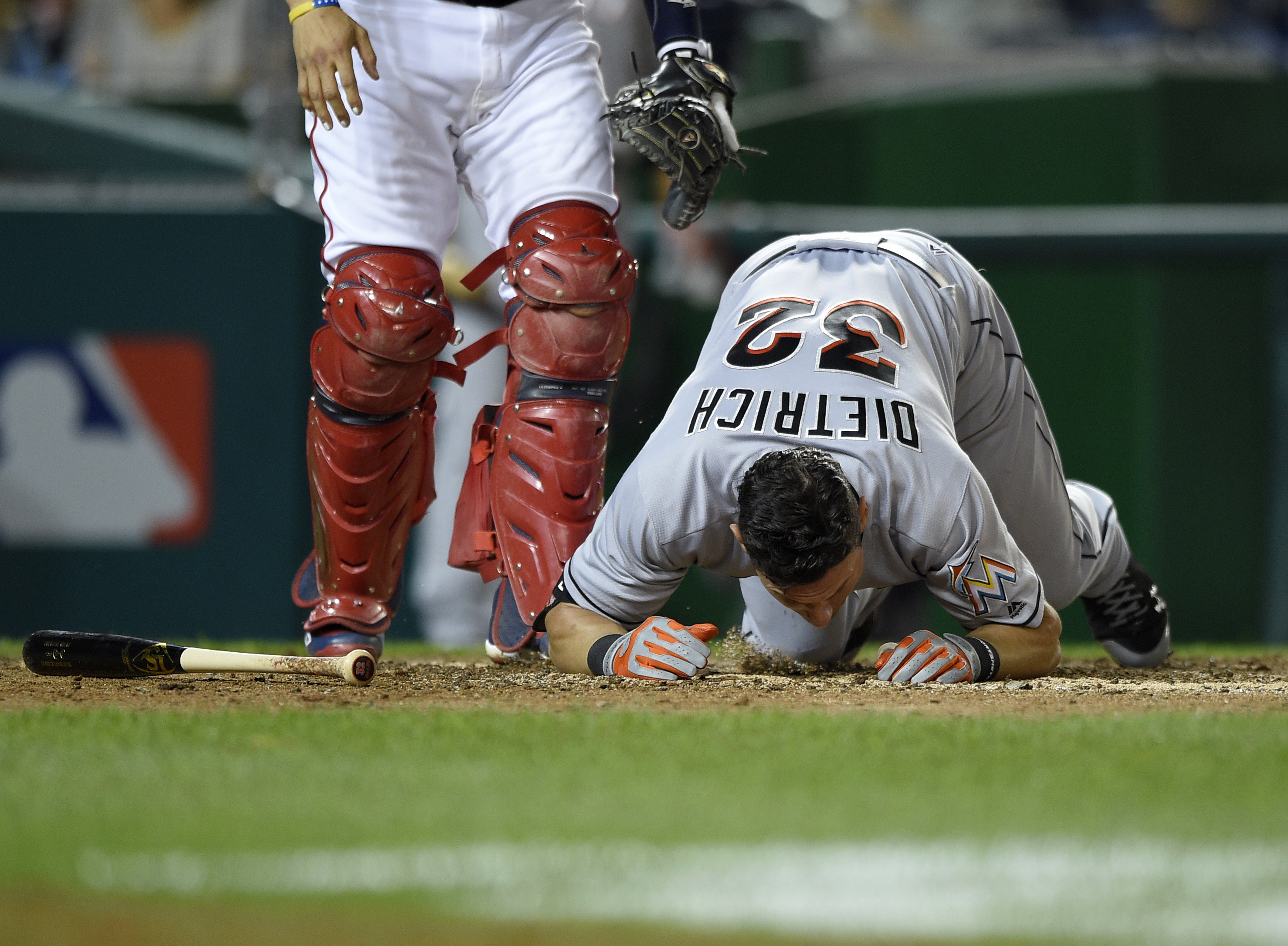 Marlins bullpen falters as Nationals rally for 5-3 win