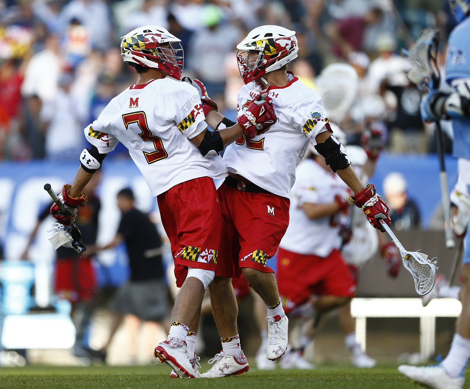 4 maryland teams among final 8 vying for ncaa lacrosse title wtop. Black Bedroom Furniture Sets. Home Design Ideas