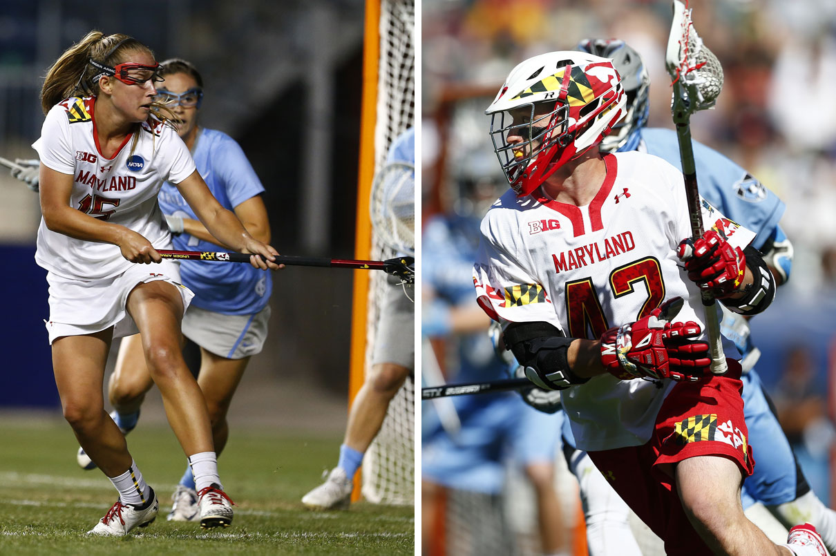 Two trails to title weekend for Maryland lacrosse teams