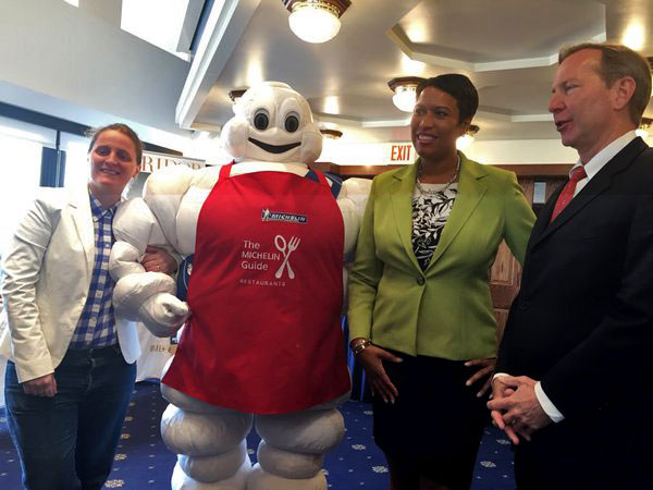 Michelin Guide to rank DC's restaurants