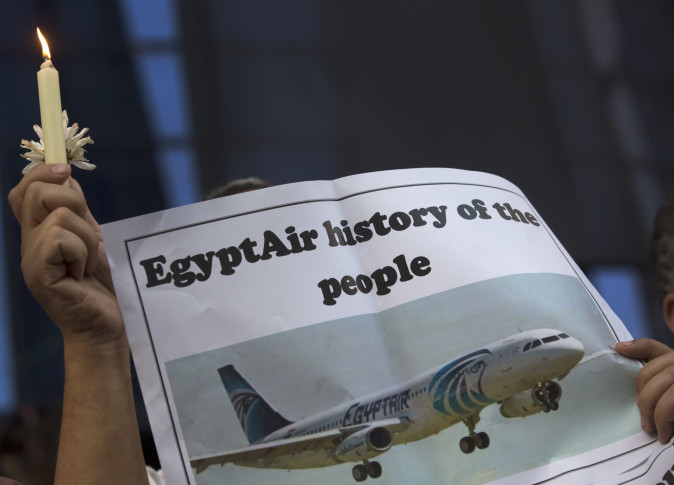 EgyptAir crash search team finds beacon from aircraft