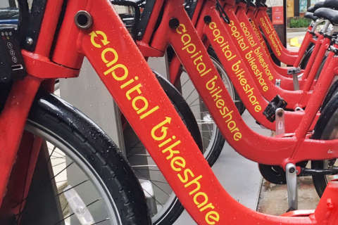 Capital BikeShare is free on Earth Day
