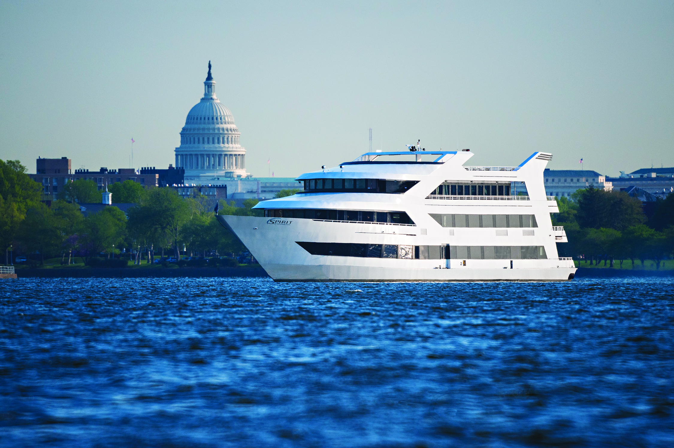 Merger on the Potomac: Alexandria cruise ship operator acquired