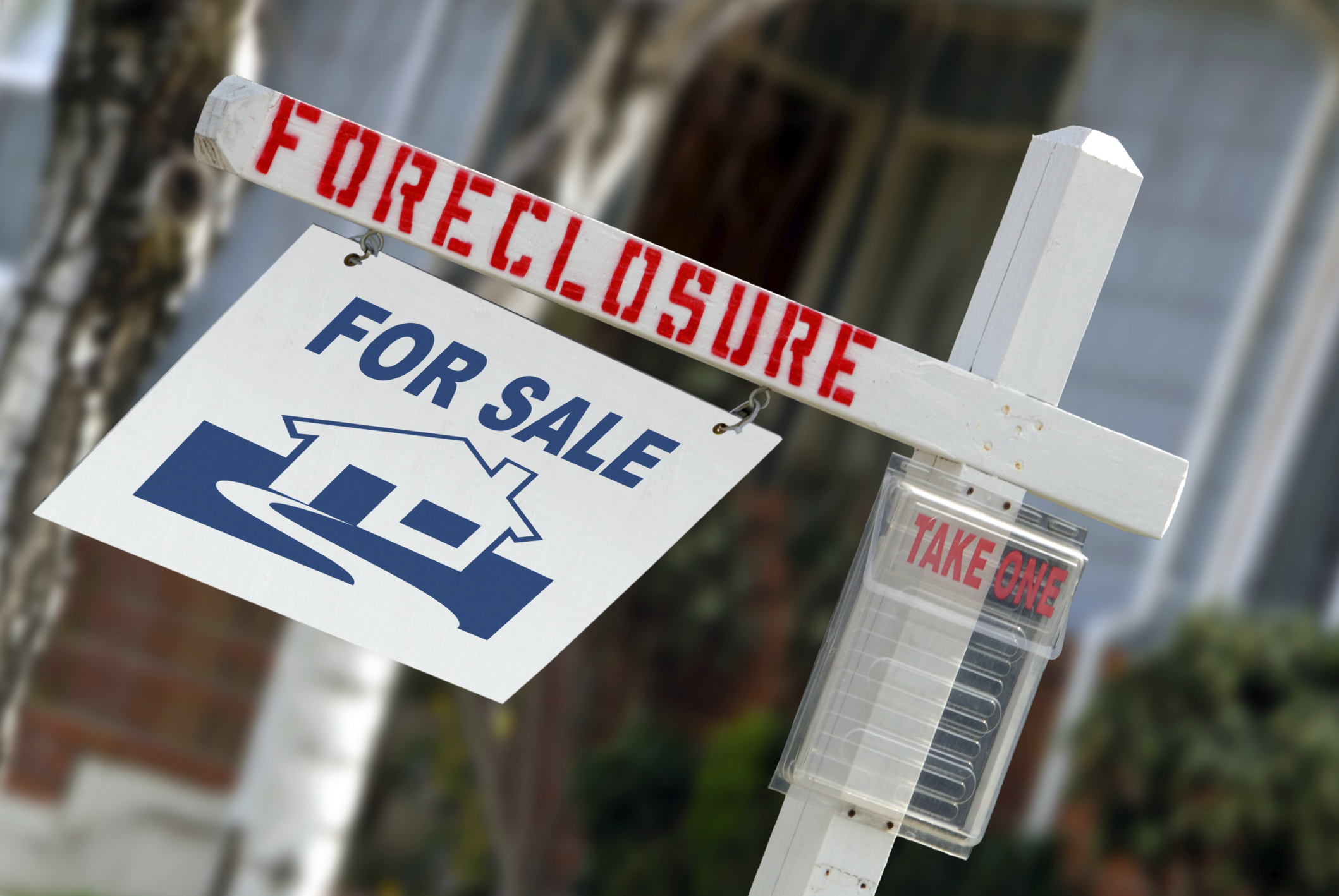Baltimore plagued by zombie foreclosures