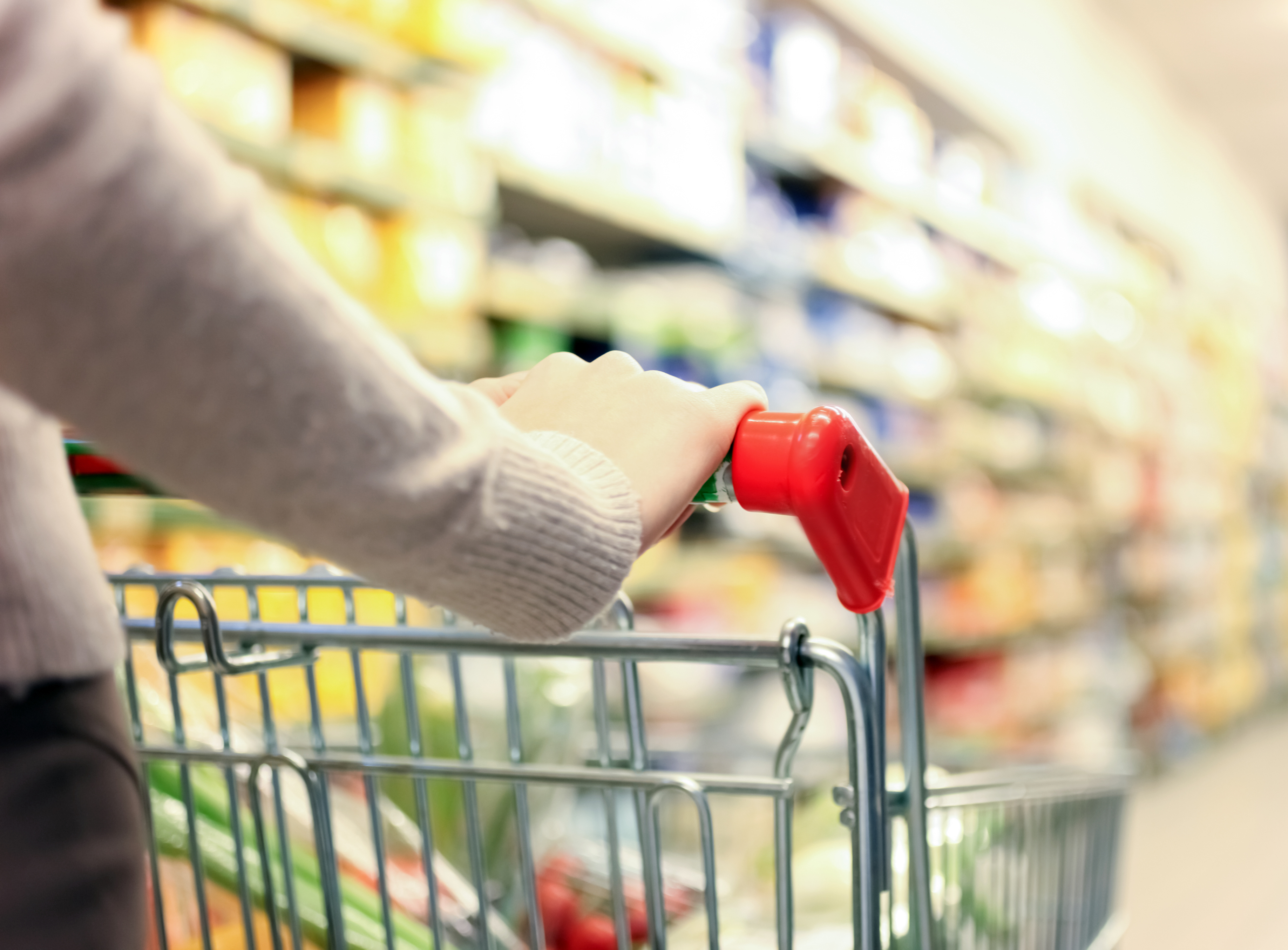 Don't get caught in long grocery lines