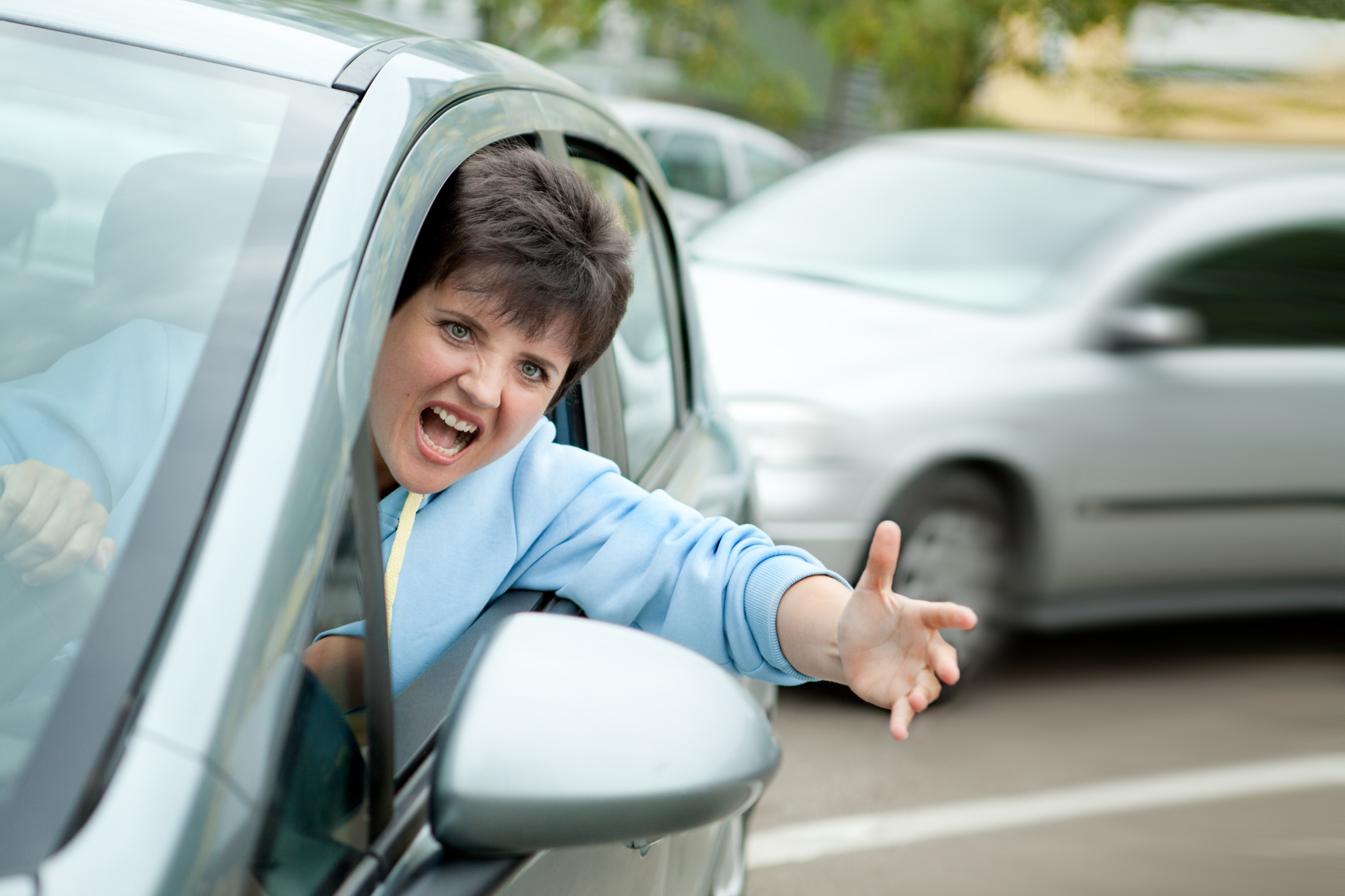 The worst times of the week for road rage