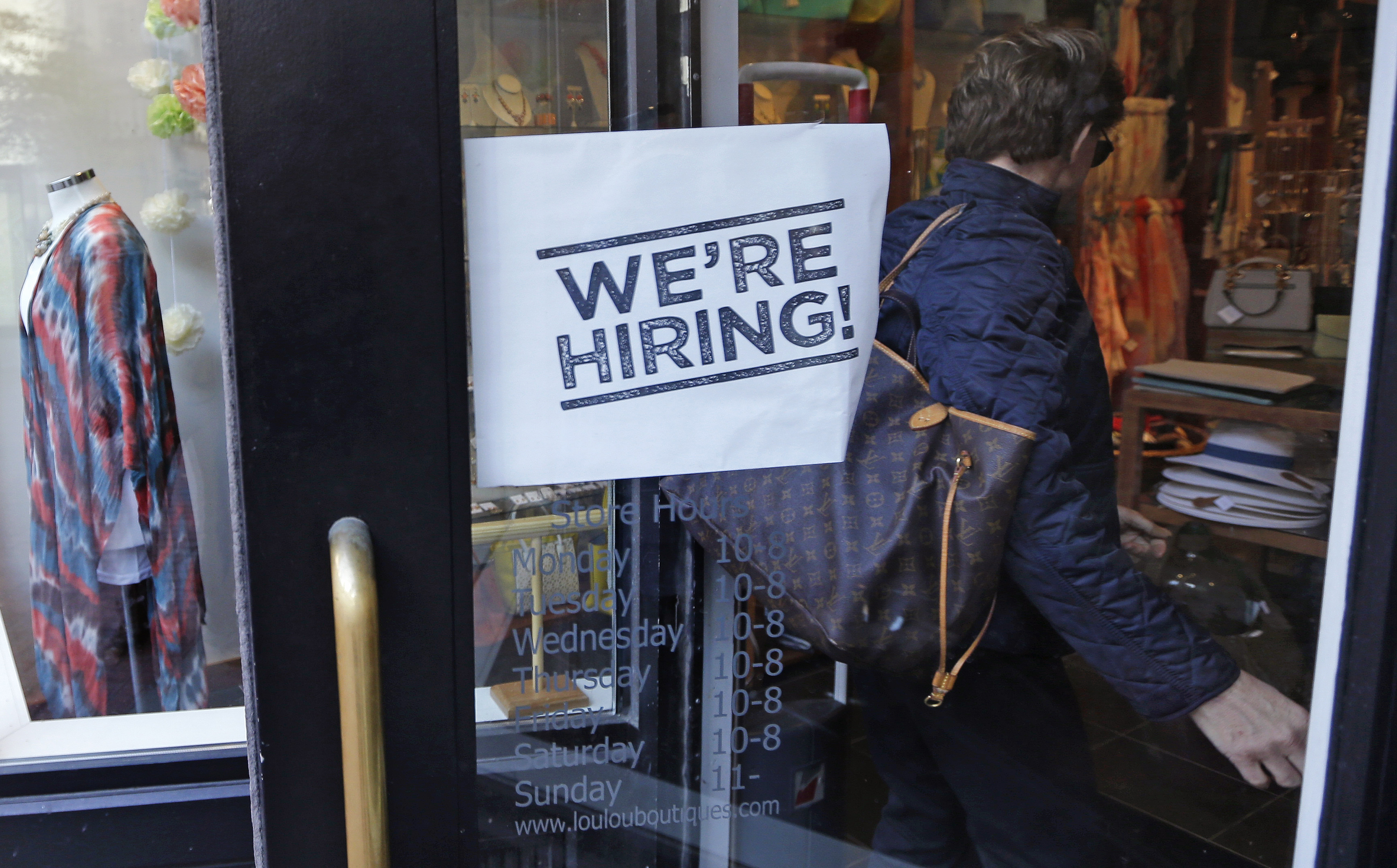 Maryland, DC unemployment rates fall