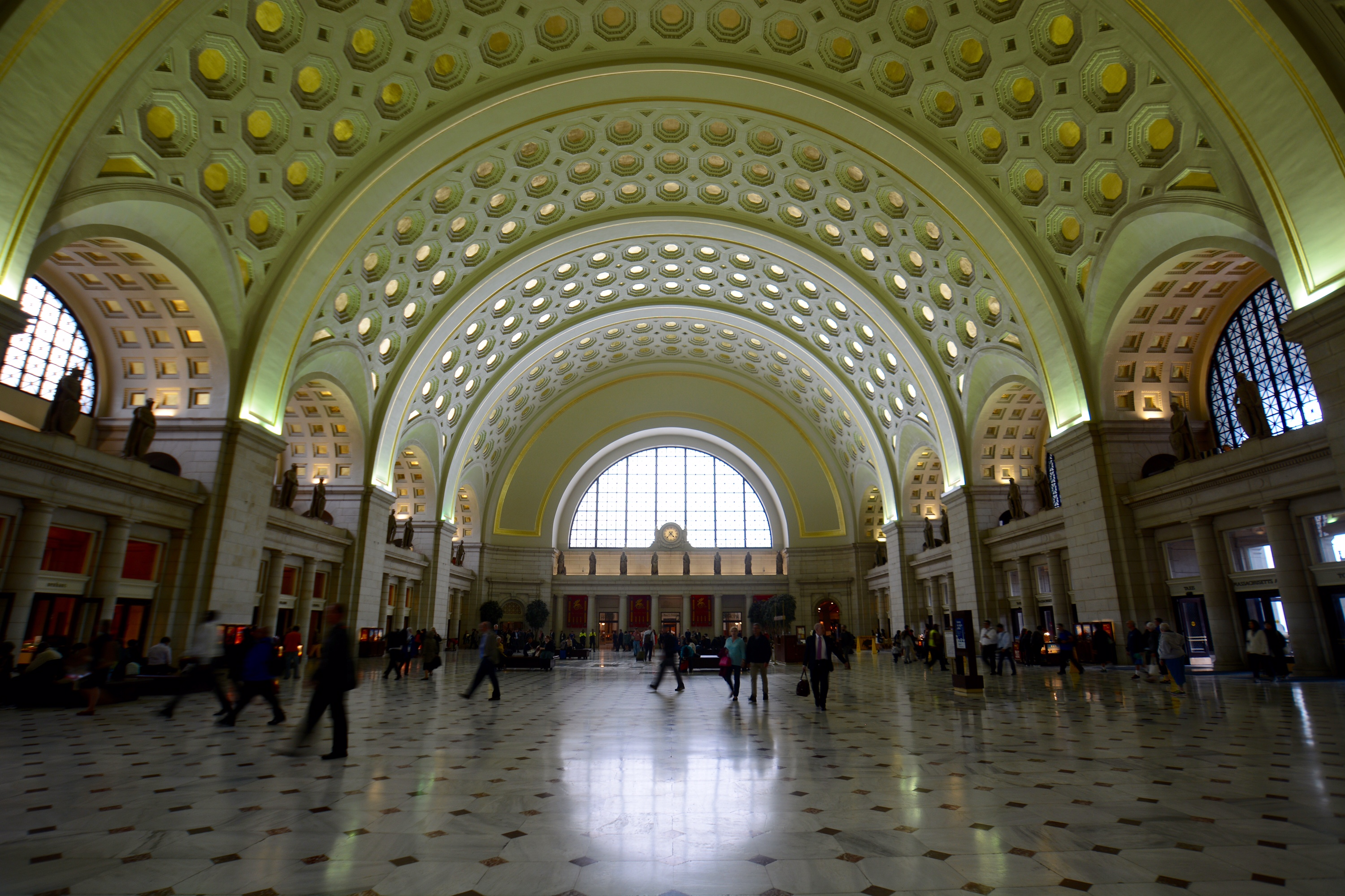 Photos: Renovations completed at Union Station