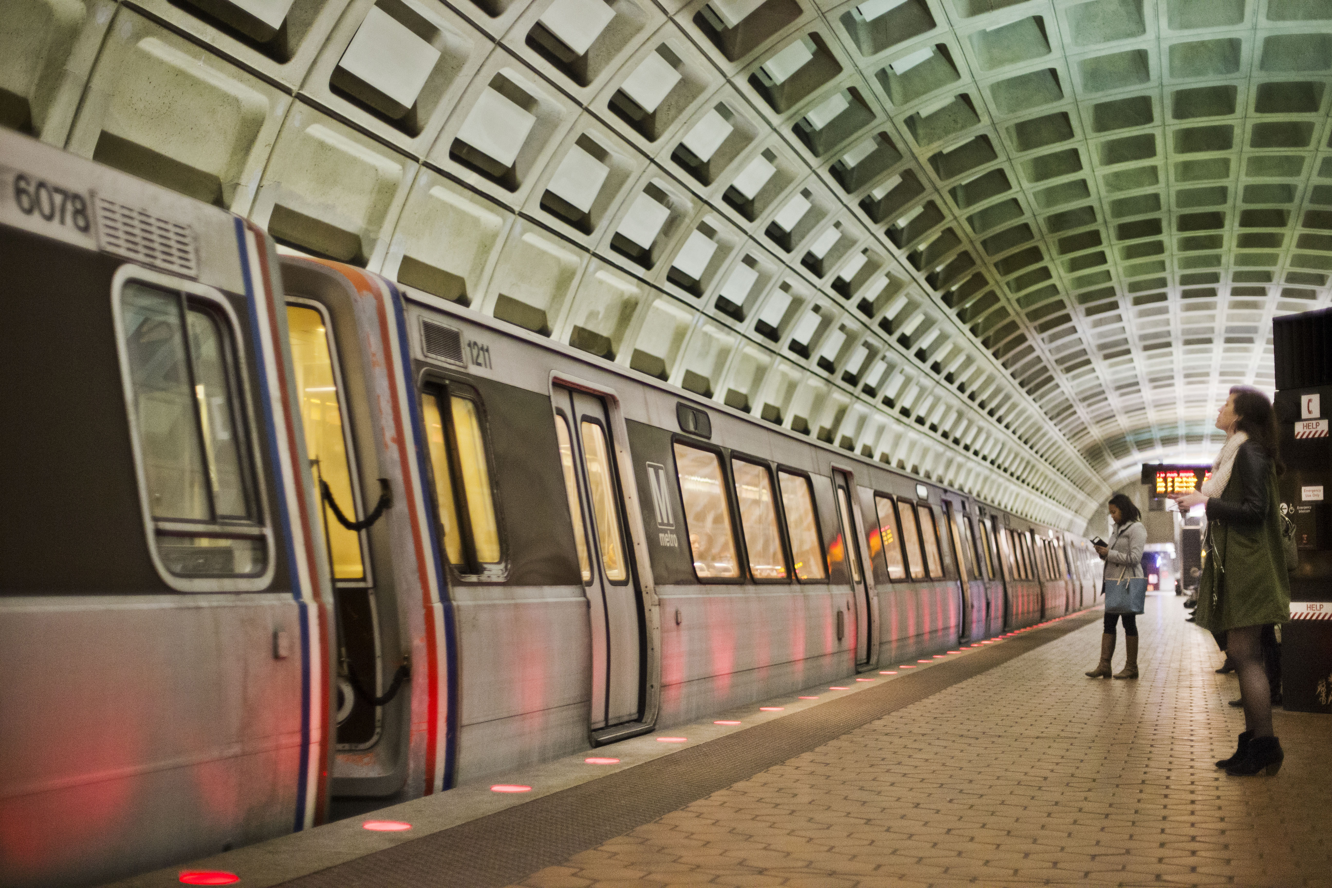 Metro riders brace for system changes