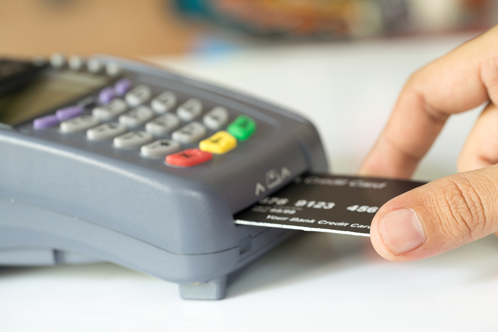 Five ways your new credit card doesn't do enough to improve security