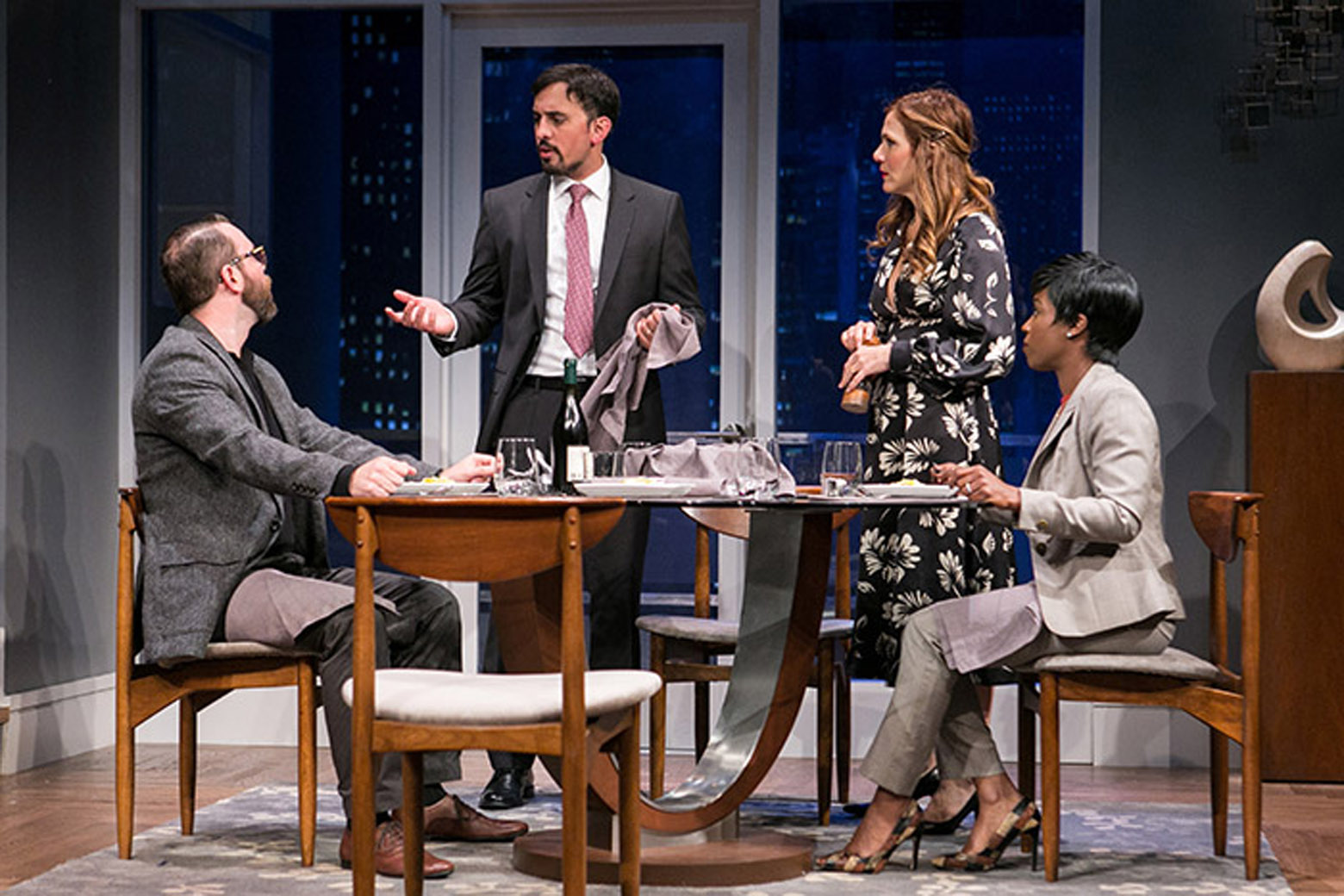 'Disgraced' is powerful, post-9/11 Pulitzer Prize play at Arena Stage