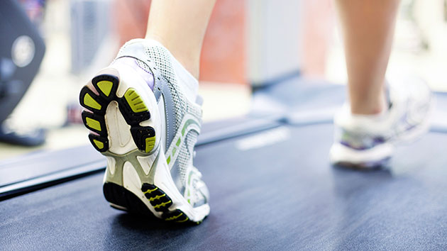 Little bit of exercise can ward off depression, study shows