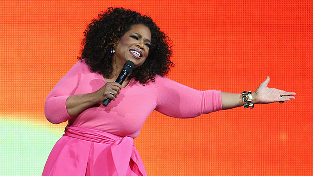Sit pretty, Oprah style, by bidding on studio audience chair