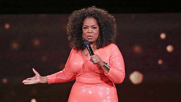 """Oprah on Weight Watchers: """"I feel like I'll be counting points for the rest of my life"""""""