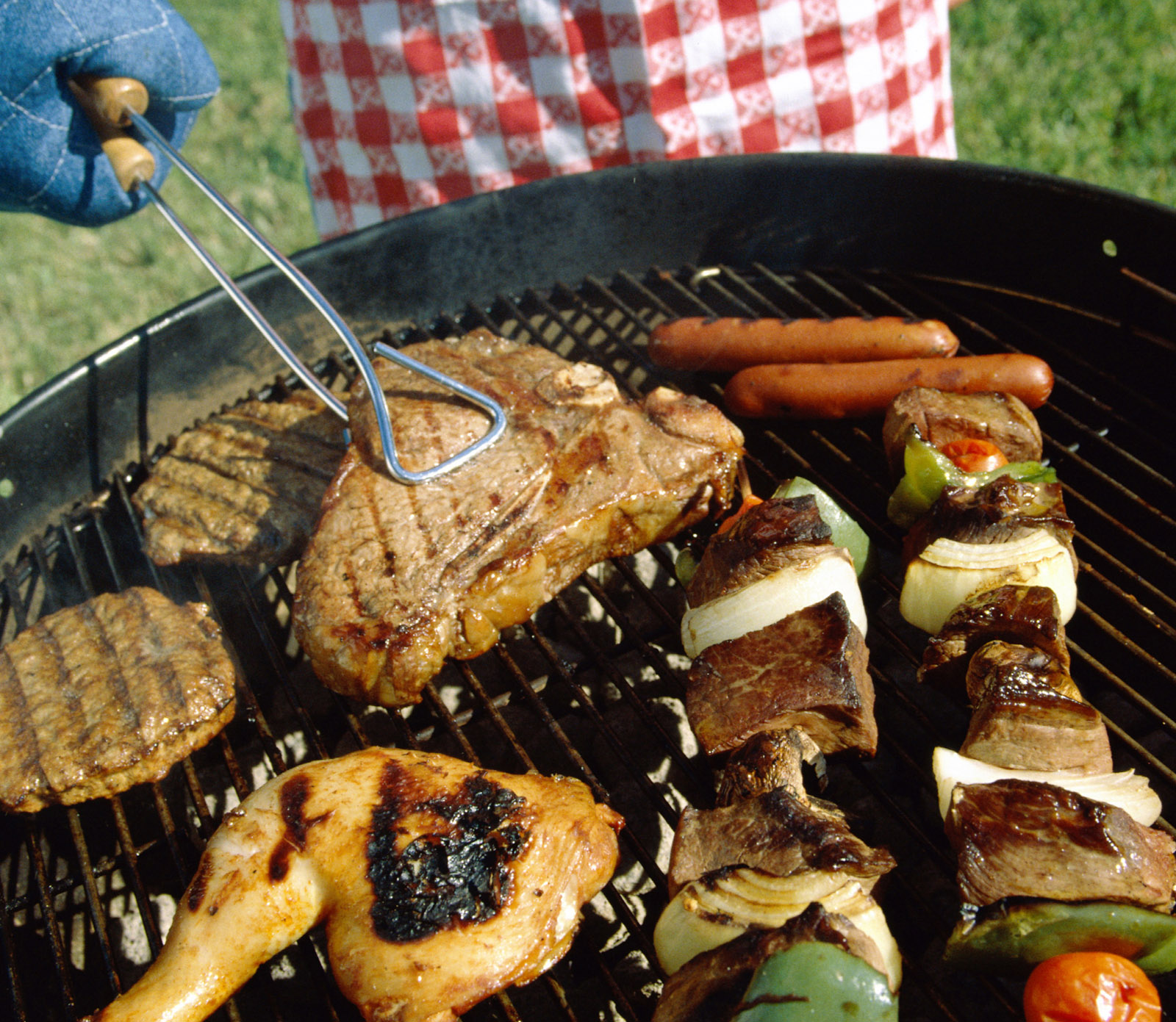 Tips for a season of safe grilling