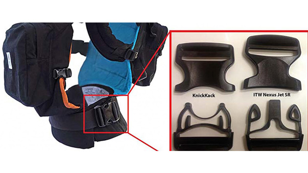 TwinGo brand baby carrier issues nationwide recall for fall hazard