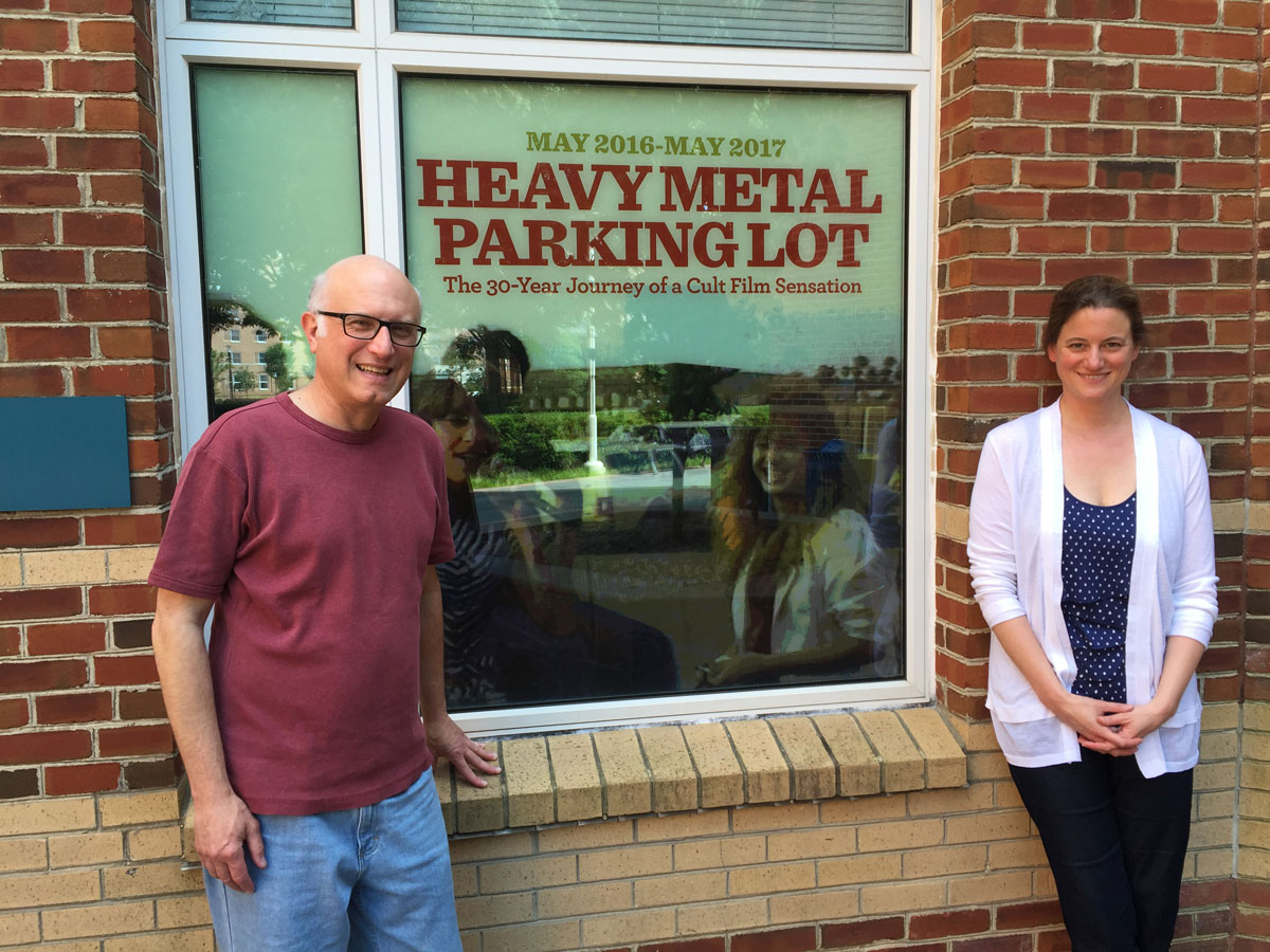 'Heavy Metal Parking Lot' gets its own exhibition on 30th anniversary