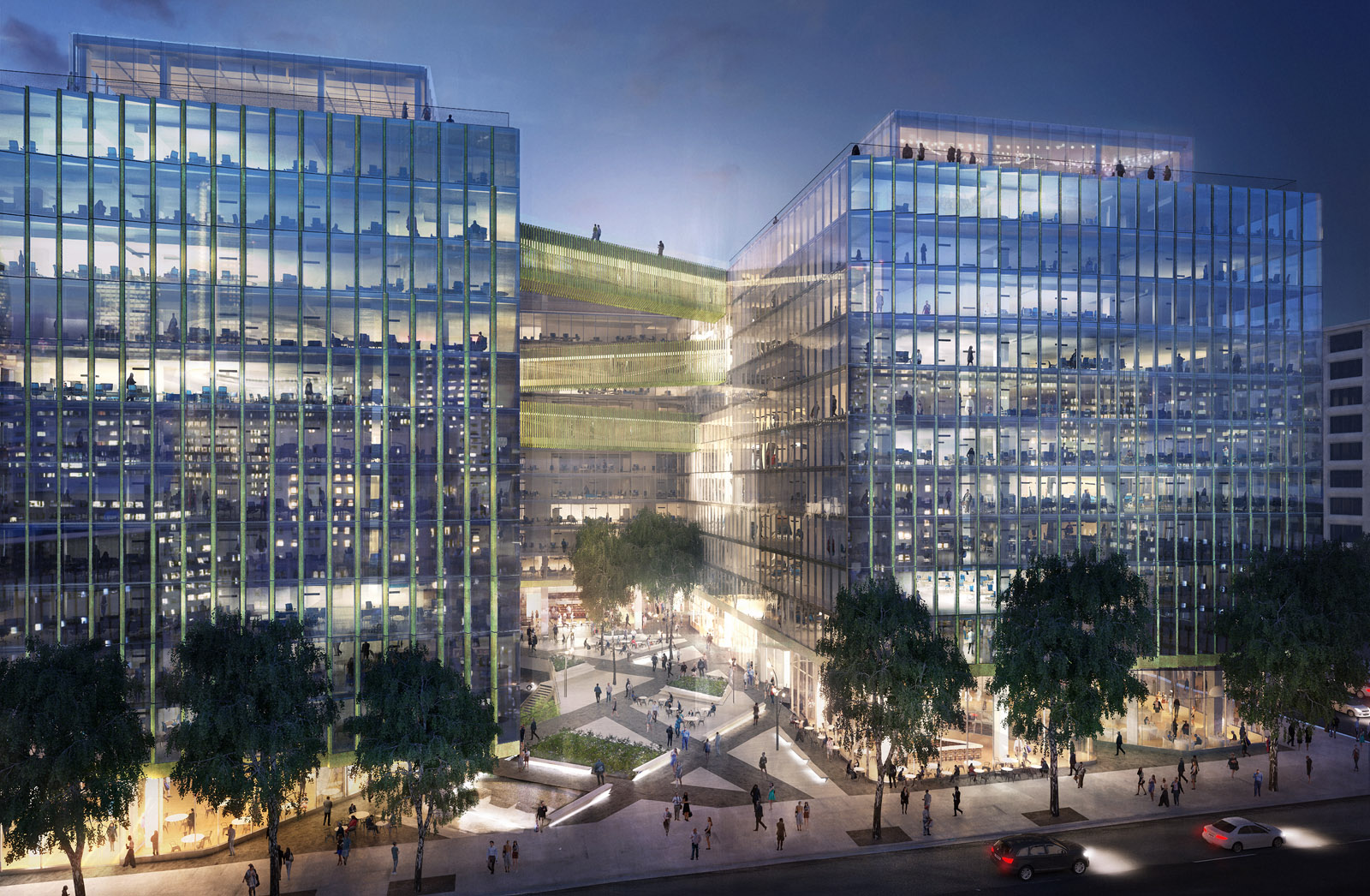 New Fannie Mae HQ to transform DC office block (Photos)