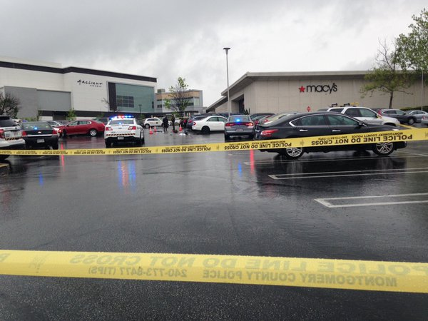 Suspect in custody for mall, school and grocery store shootings