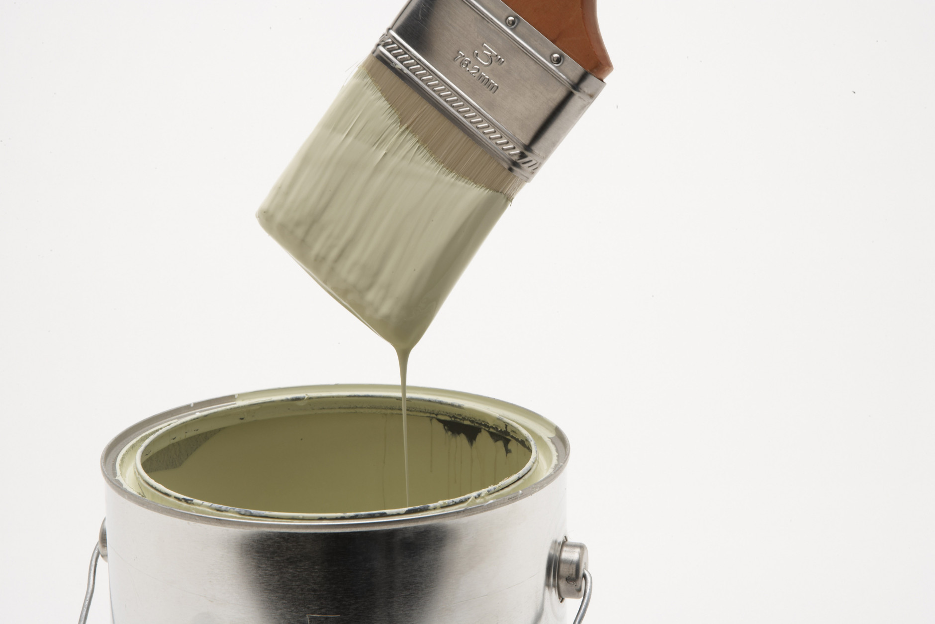 Painting can add value to a home. (Getty Images/Thomas Northcut)