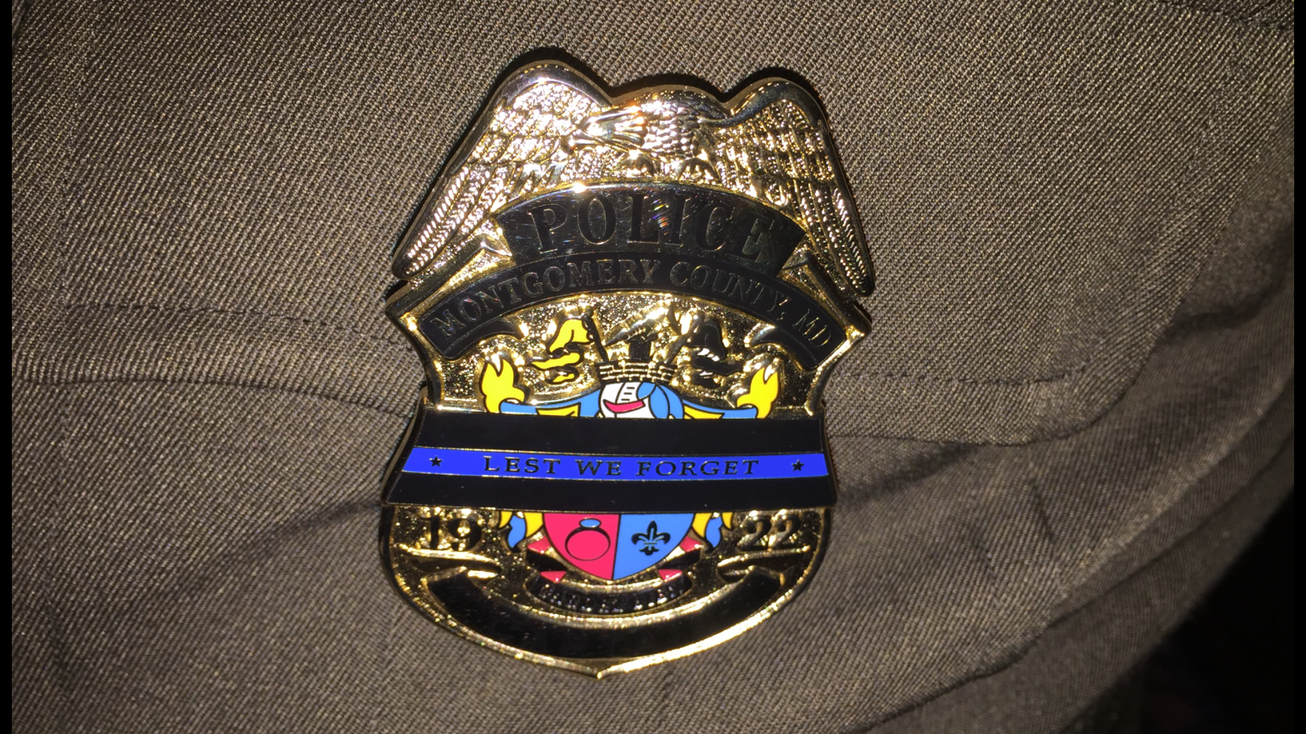Ceremony held to remember fallen law enforcement | WTOP