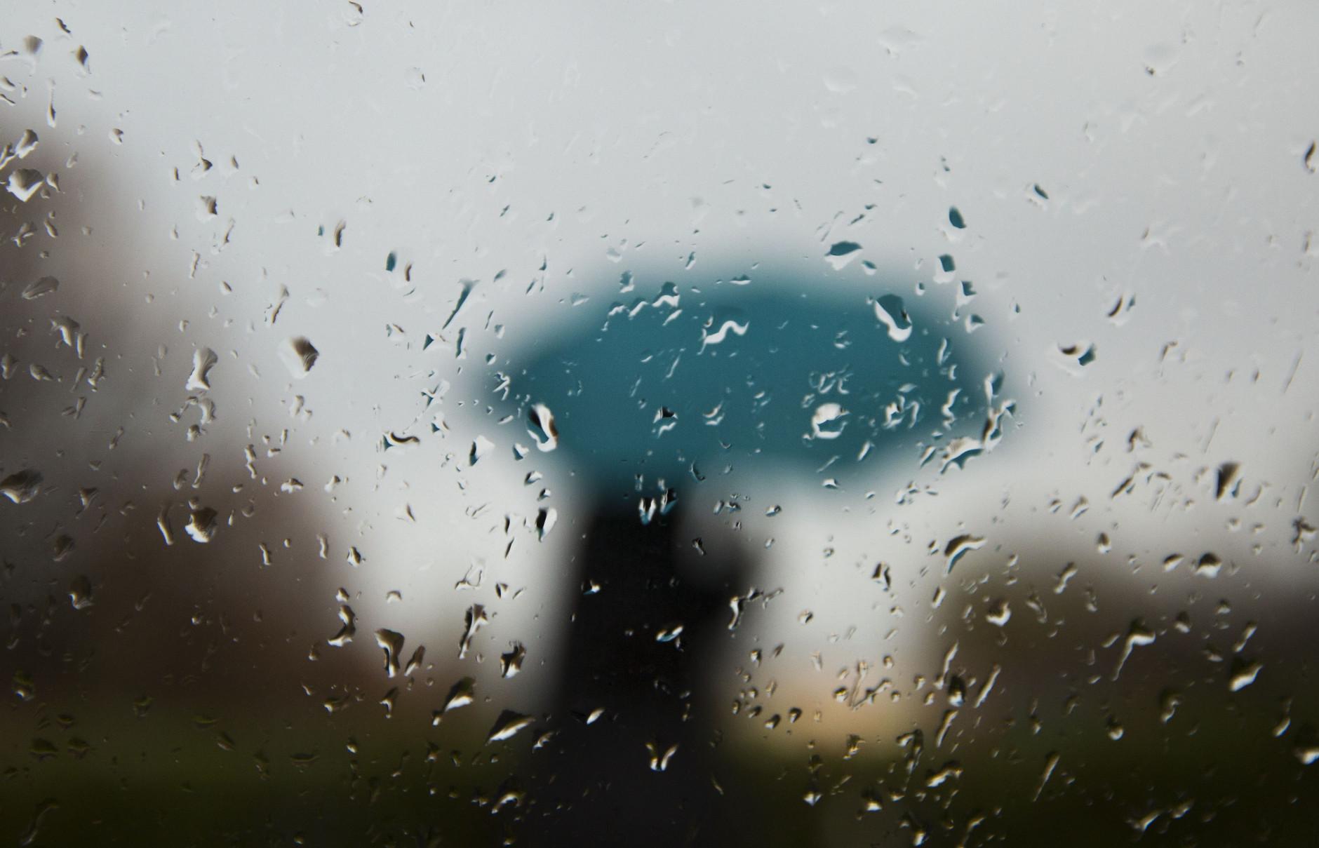 Washington sets rainy-day record