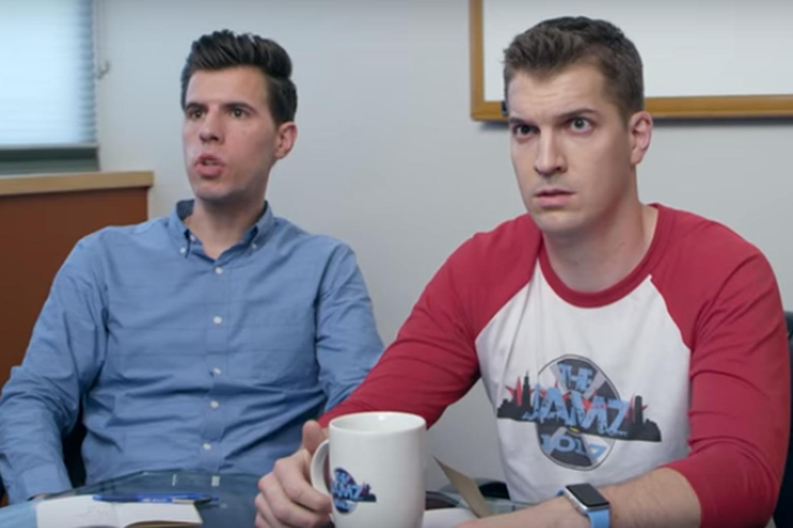 Real-life radio hijinks inspire comedy web series 'The Jamz'