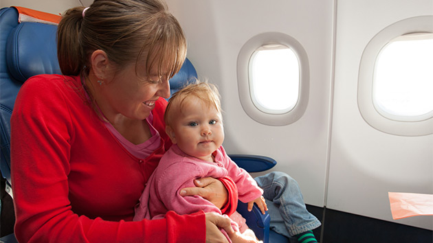 Crying babies mean free flights during JetBlue flight