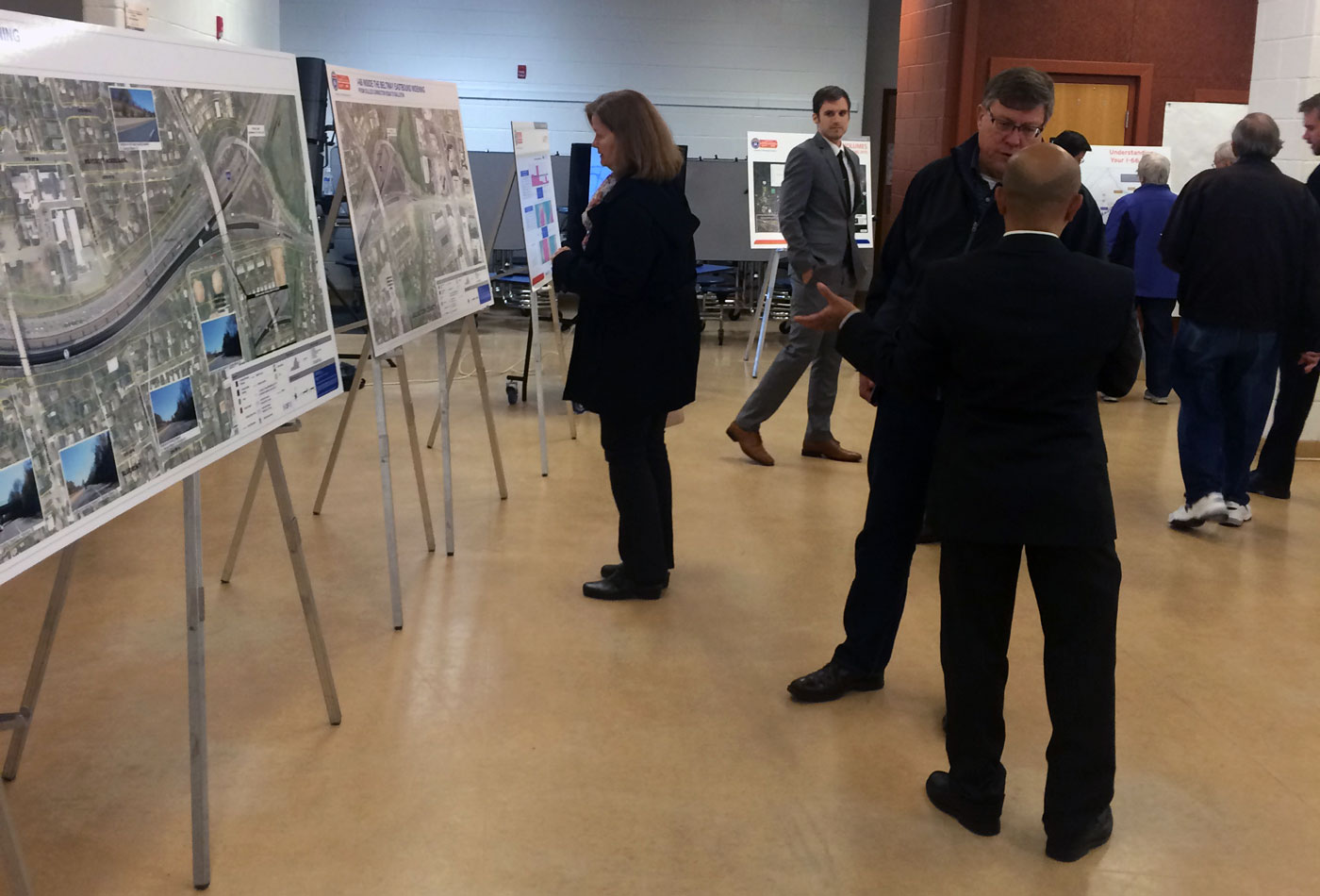 Va. residents voice concerns over I-66 widening