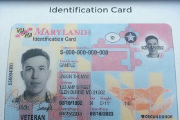 Unveil New Officials License Driver's Maryland Wtop