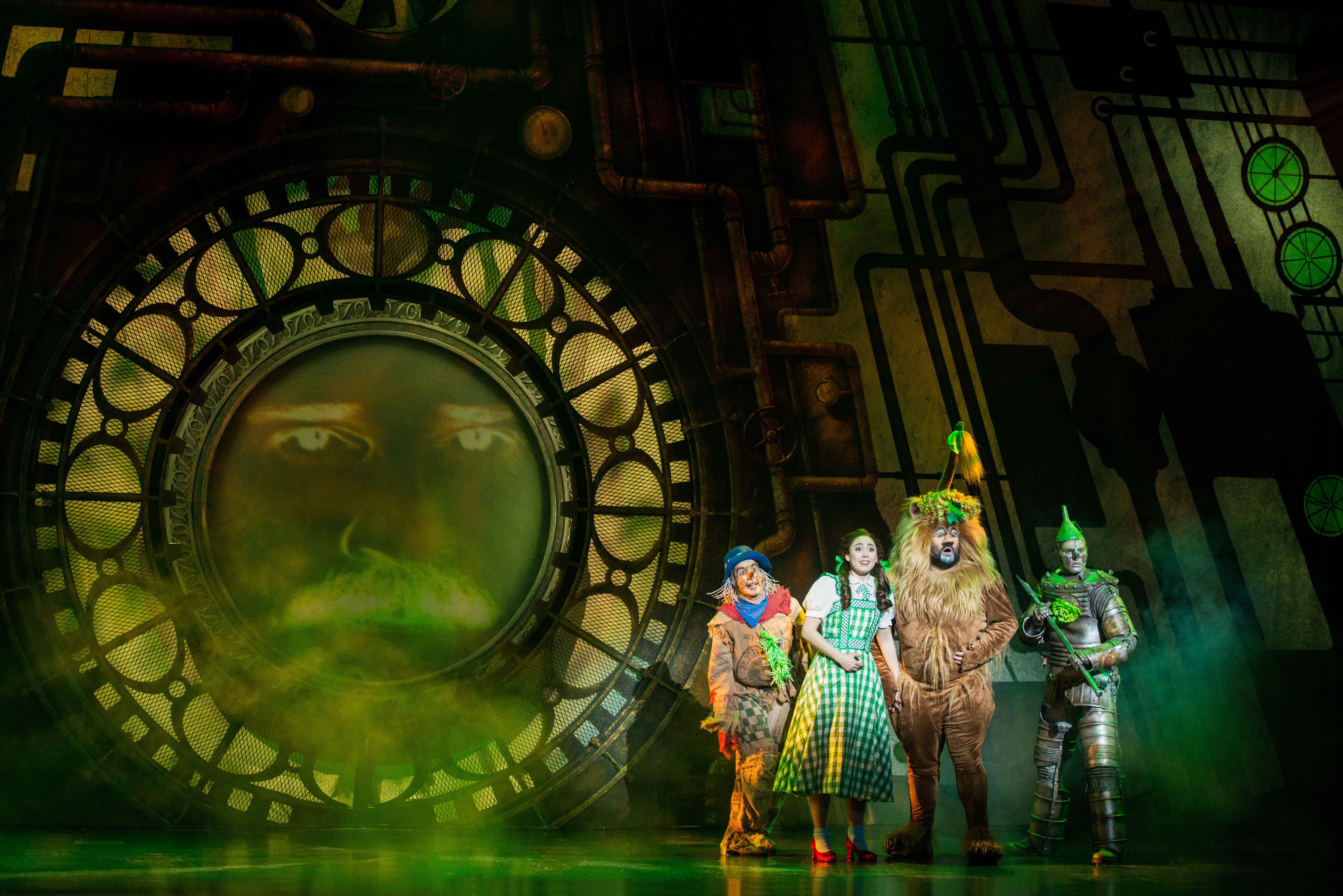 Rockville woman returns home to play Dorothy in National Theatre\'s ...