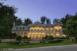 5. $11,500,000  1005 Founder's Ridge Lane, McLean, Virginia  (MRIS)