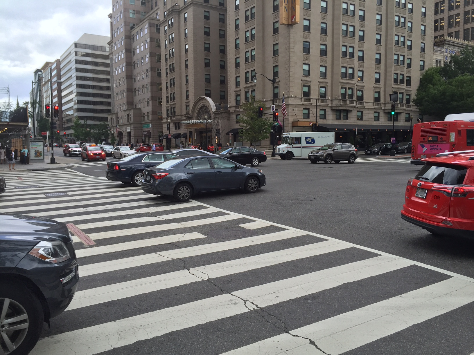 DC to hire extra traffic control officers during Metro repairs