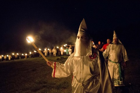 After 150 years, KKK looks to rise again