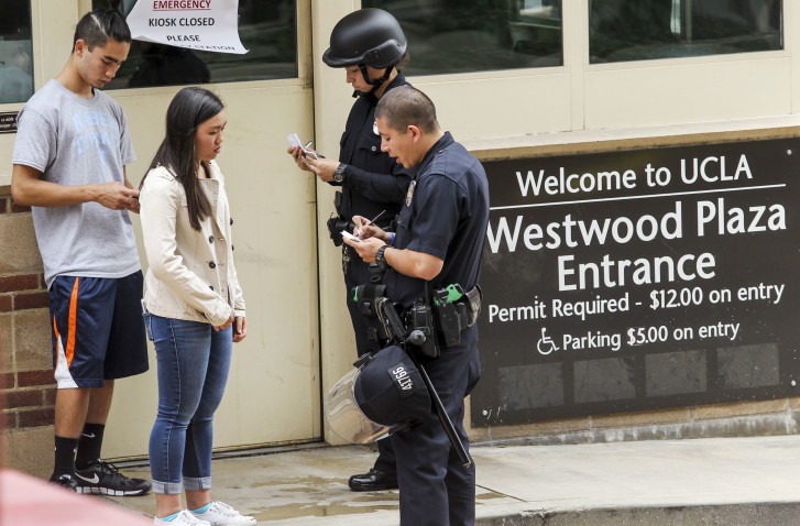 UCLA gunman killed estranged wife before campus attack