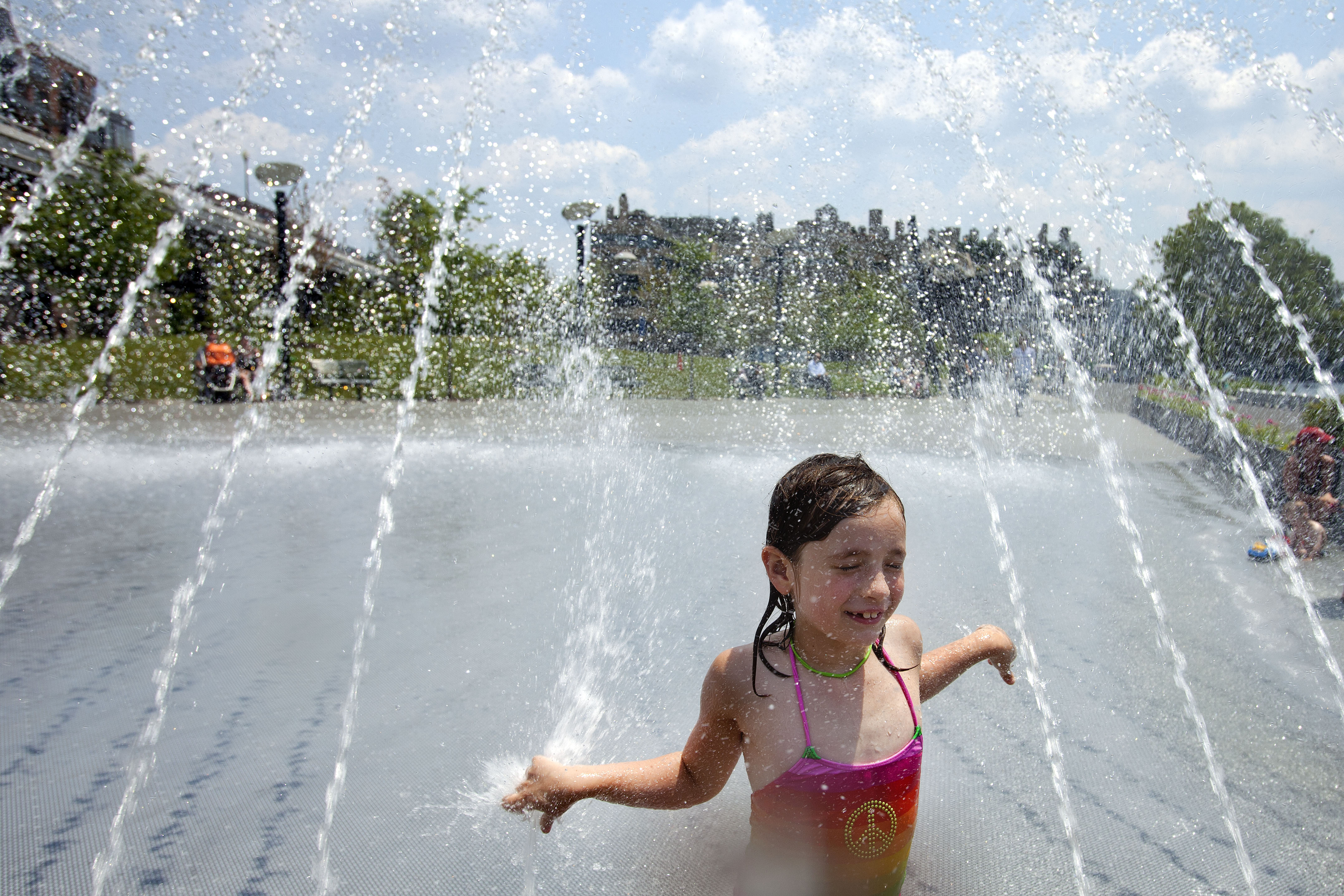 Heat advisory issued for DC area as heat indexes could top 100