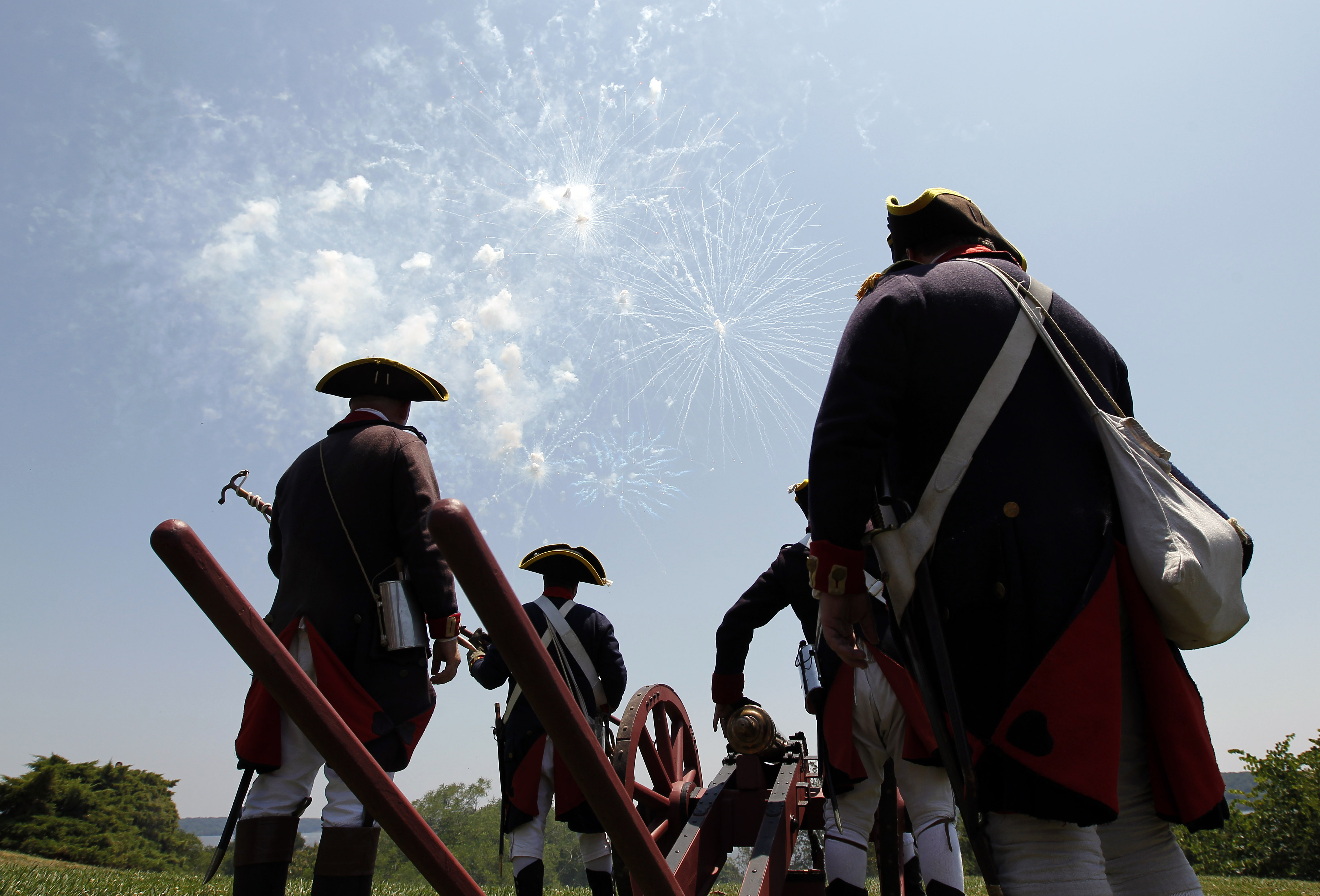 Best Fourth of July events in the DC area