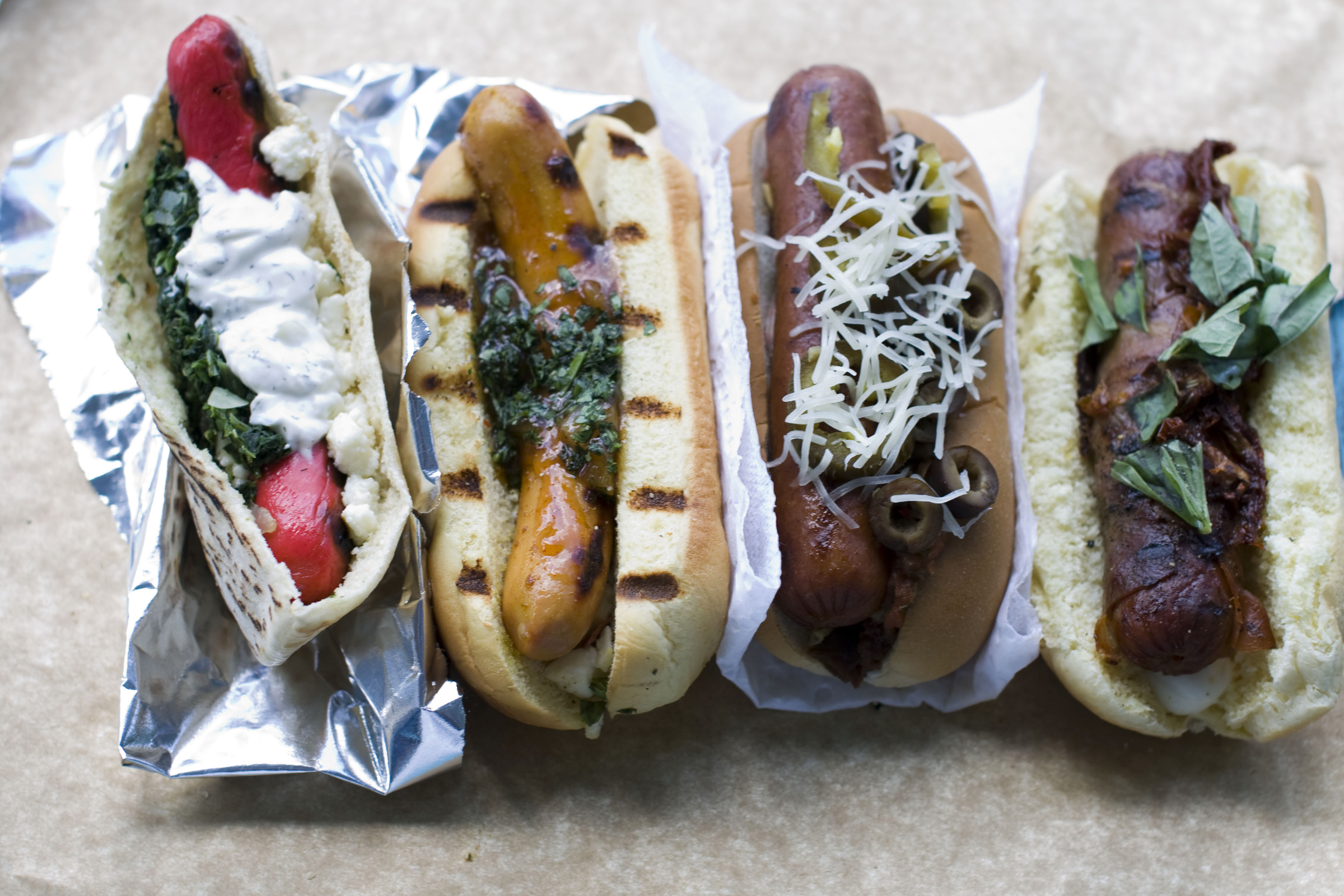 Dress up the dog: How to make your hot dogs haute