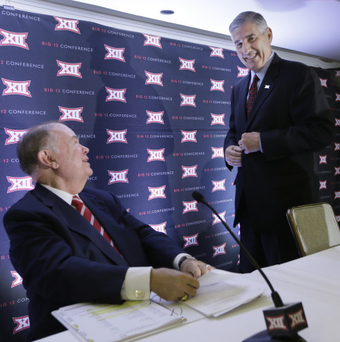 Big 12 approves adding conference championship in 2017