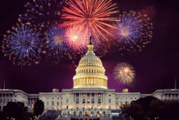 Getting around D.C. may be a challenge on July 4. (PRNewsFoto/Capital Concerts)